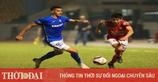 Lịch thi đấu V-League 2021 mới nhất