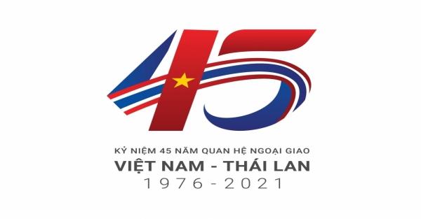 45 năm thiết lập quan hệ ngoại giao Việt Nam-Thái Lan