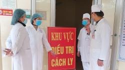 thai nguyen benh nhan 178 gian doi giau da lam viec o benh vien bach mai