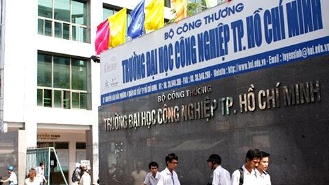 phuong an tuyen sinh 2020 dai hoc cong nghiep tphcm