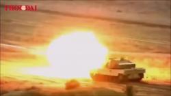 video tang ham ho leopard 2a7 duc pha the doc co cau bai cua armata nga