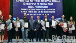 phi chinh phu nuoc ngoai dang trien khai 14 du an tai bac giang