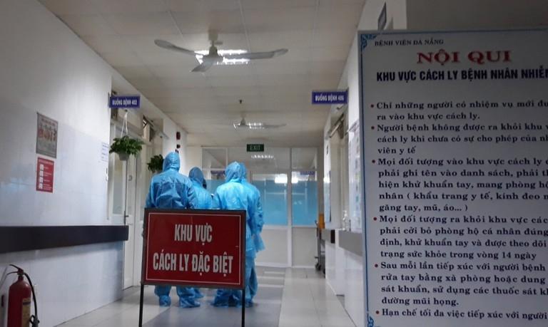 Diễn biến dịch Covid-19 tại Đà Nẵng, bệnh nhân 416